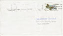 Spain Envelope sent to Man Utd (T144)